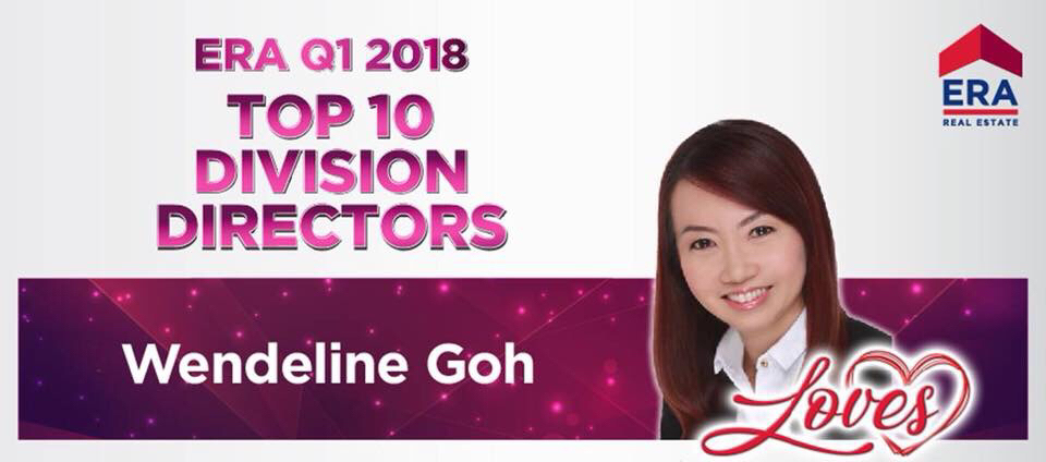 (2) ERA Top 4th position Division Director for Q1 18
