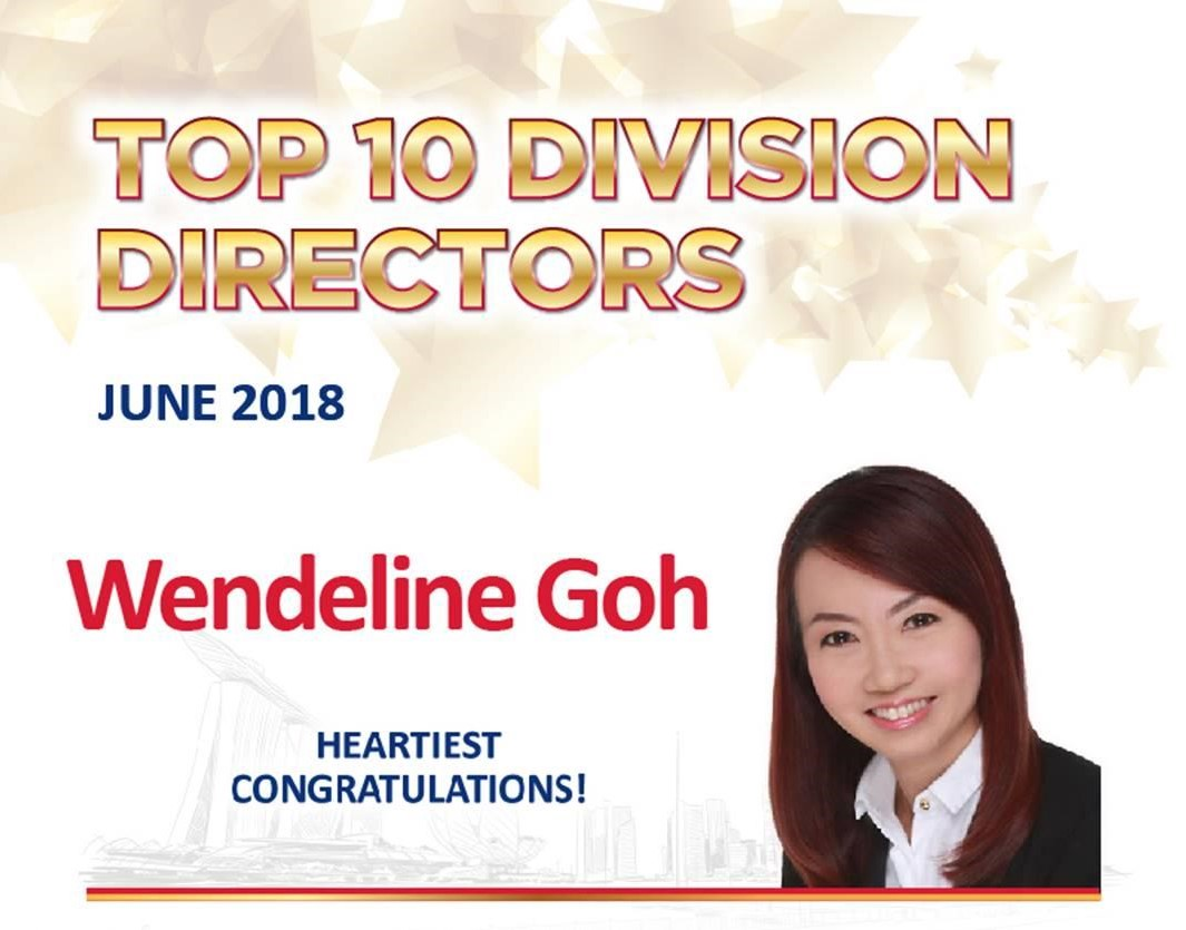 (3) ERA Top 10th Division Director for Month of Jun 18