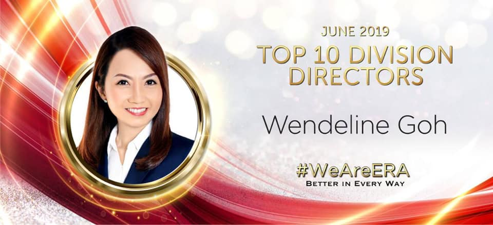 (4i) ERA 2nd Position Division Director for Month of June19